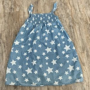 Epic Threads Smocked Dress with Stars for Girl
